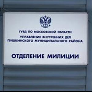 Отделения полиции Борисоглебска