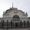 Железнодорожные вокзалы в Борисоглебске