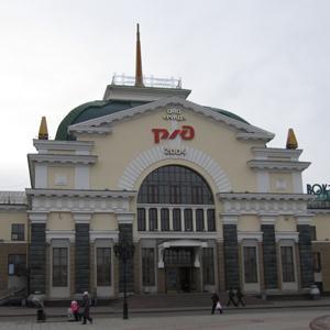 Железнодорожные вокзалы Борисоглебска